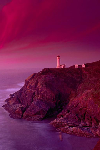 iPhone-Lighthouse-background-iPhone-Wallpaper