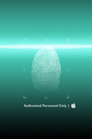Biometric-iPhone