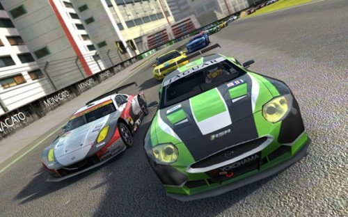 Real Racing 2 Mac 1