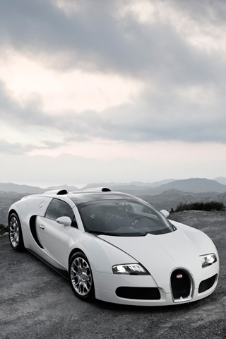 iPhone-Bugatti-Veyron-background-iPhone-wallpaper