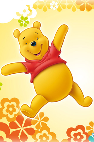 iPhone-Winnie-The-Pooh-background-iPhone-wallpaper