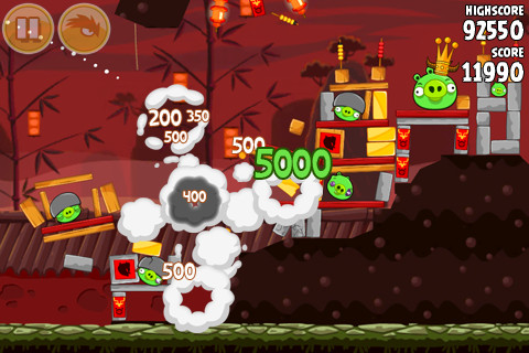Angry Birds nouvel an chinois 1