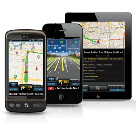 copilot gps un nouveau gps gratuit pour ios et android info idevice. Black Bedroom Furniture Sets. Home Design Ideas