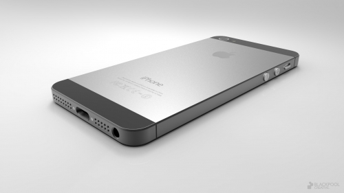 Concept iphone 5 - 2012