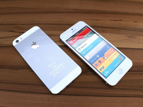 iPhone 5 le 7 aout 2012