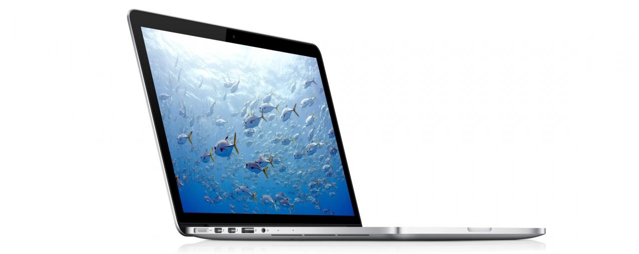 apple pr sente le macbook pro 13 pouces avec cran retina info idevice. Black Bedroom Furniture Sets. Home Design Ideas