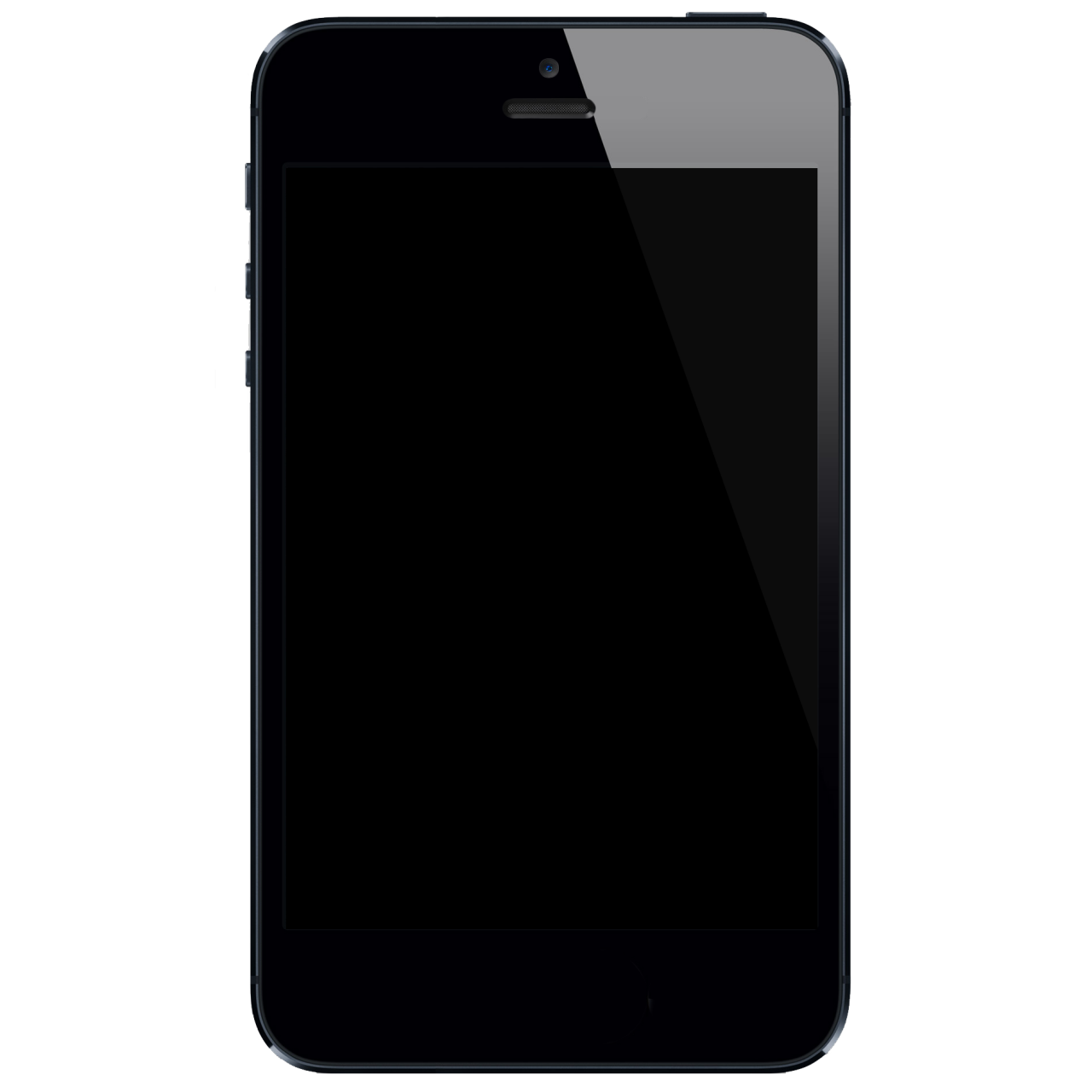 Iphone 6 Black Png | www.imgkid.com - The Image Kid Has It!