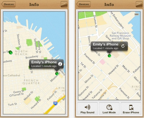 iPhone iOS 11 : activer ou désactiver localiser mon iPhone ...