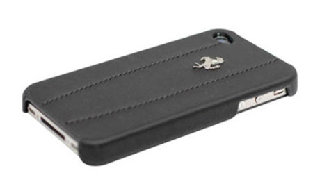 Coque iphone 4S - iPhone 4 Ferrari Modena - Info iDevice