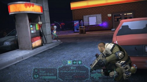 XCOM : Enemy Unknown iPhone et iPad