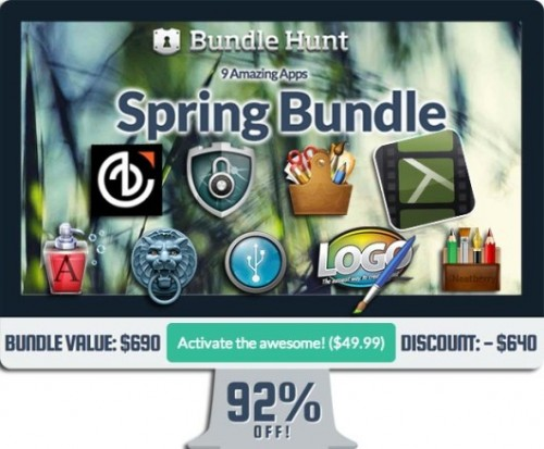 BundleHunt 2013 applications MAc