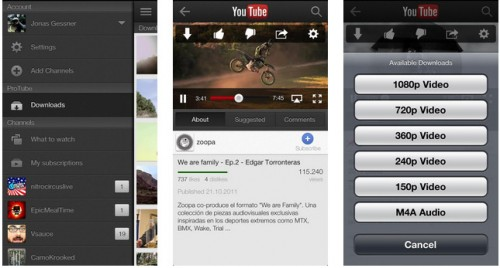 protube extension 2.0 cydia
