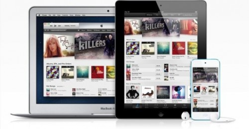 Apple iTunes11.0.3