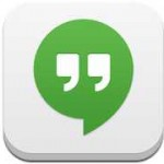 Hangouts pour iPhone
