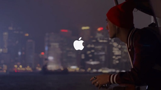 nouveau spot pub iphone apple