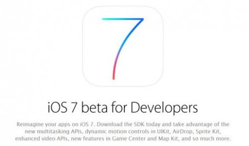 iOS 7 beta 2 Apple