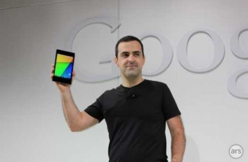 Google Nexus 7 2013 - Info iDevice