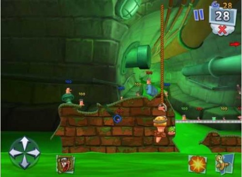 Worms 3 iPhone iPad - Info iDevice