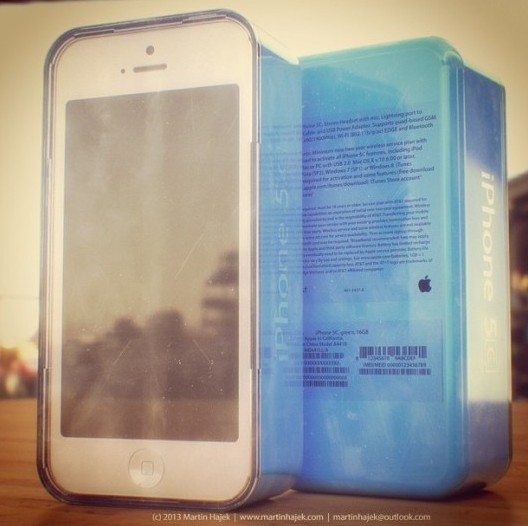 iPhone 5c concept - Info iDevice