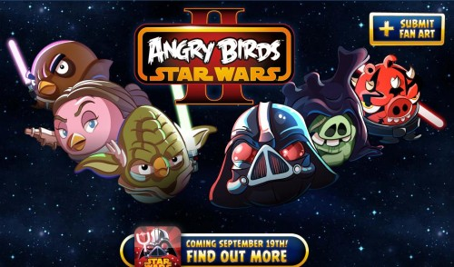 Angry Birds Star Wars 2 - Info iDevice