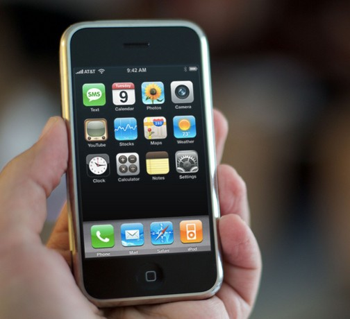 Apple invente l'iPhone - Info iDevice