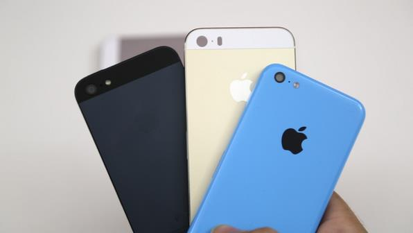 iPhone 5s et iphone 5c en vidéo - Info iDevice