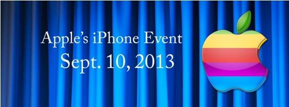 Apple's iPhone Event - keynote Apple 10 septembre 2013 - Info iDevice