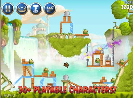 New Angry Birds Star Wars II - Info iDevice