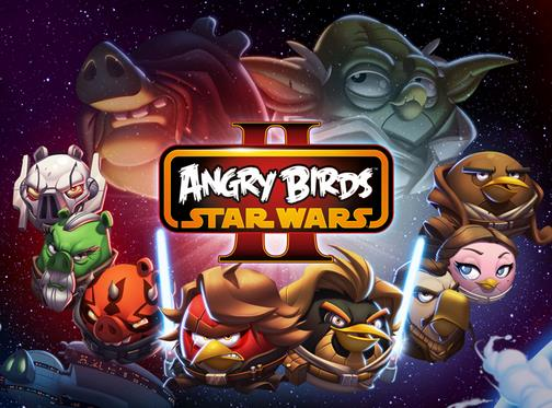 Star wars II Angry birds - Info iDevice