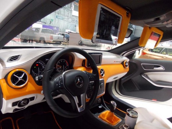 iPad Zalando concept car - Info iDevice