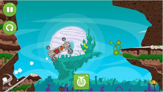 Bad Piggies Halloween-Info iDevice