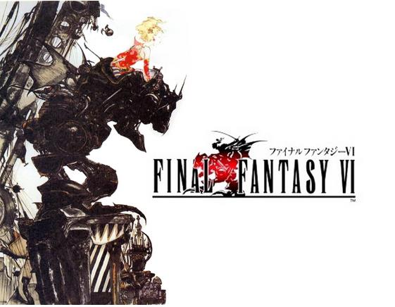Final Fantasy VI sur iPhone et Android - Info iDevice
