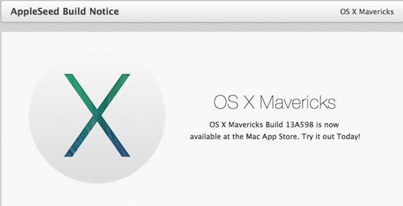 OS X 10 Mavericks Apple - InfoiDevice
