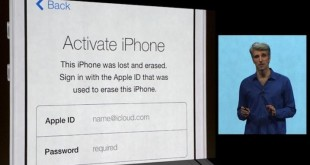 nouvelle sécurité activation iphone ios 7
