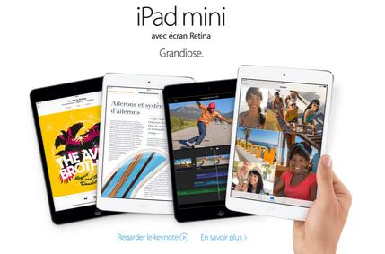 iPad mini 2 Retina-Info iDevice