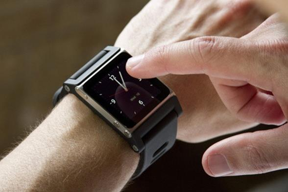 iWatch Apple écran OLED flexible-InfoiDevice