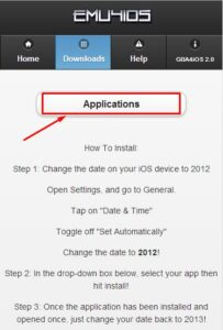 installer RecordMyScreen sans jailbreak-Info iDevice