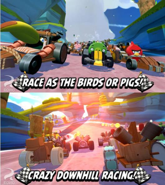 Angry Birds Go-ScreenShot2-Info iDevice