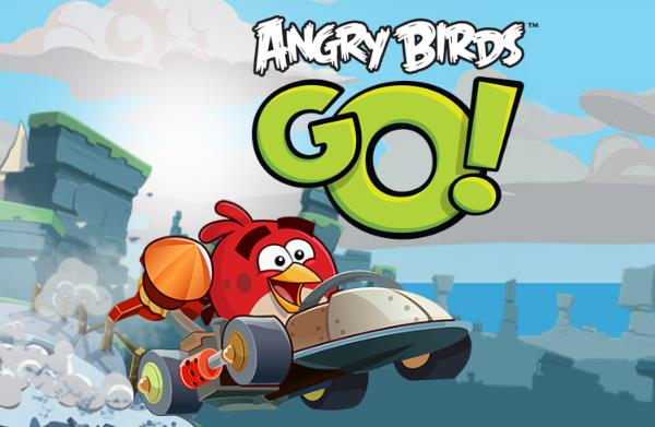 Angry Birds Go pour iPhone et iPad-Info iDevice