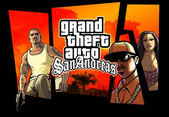 GTA San Andreas iPhone-Info iDevice