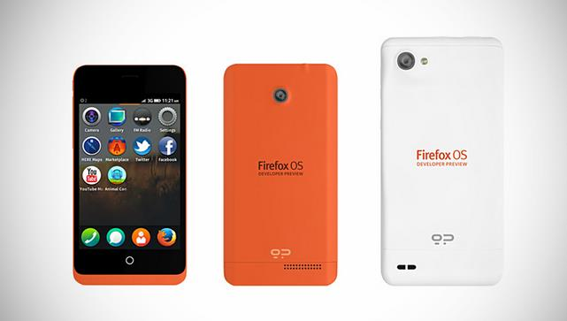 Geeksphone dualboot Android Firefox OS