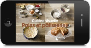 Cuisine visuelle – Pains et pâtisseries iTunes-Info iDevice