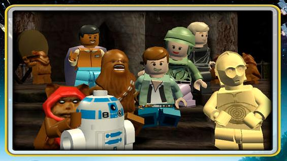 Lego Star Wars iOS -Info IDevice
