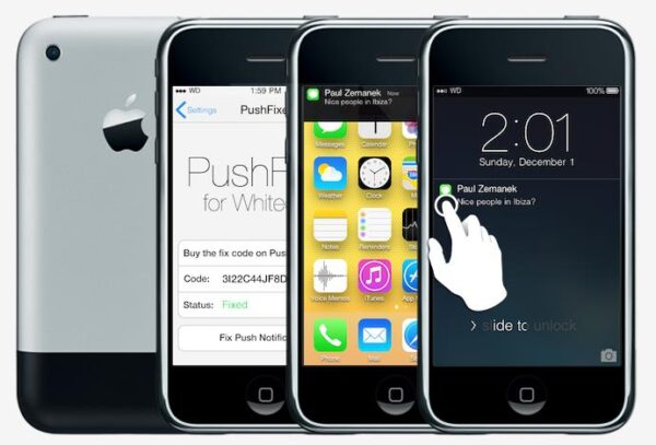 Notifications Push Whited00r 7-Info iDevice