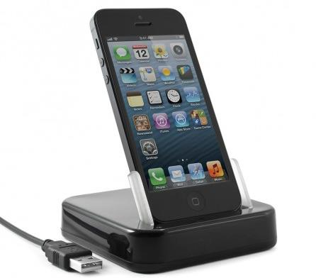 test dock iphone 5S Proporta-Info iDevice