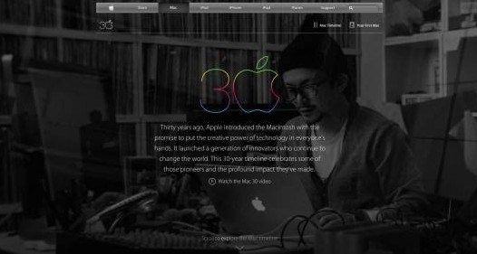30 ans de Mac Apple - Info iDevice