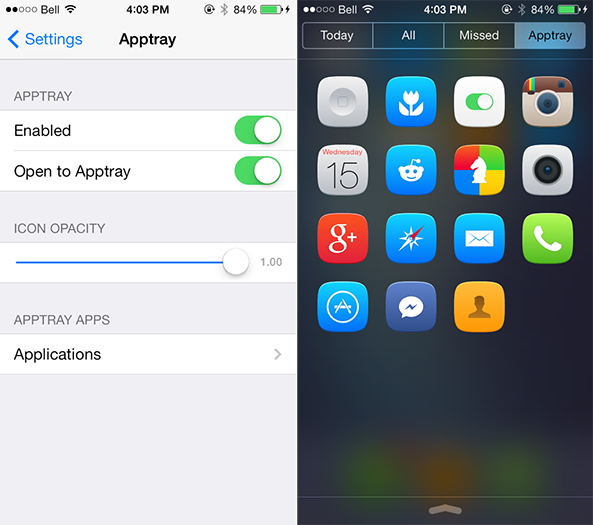 AppTray-iOS-7