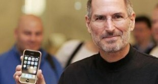 Steve Jobs iPhone 9 janvier 2007-Info iDevice