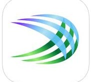 icône offcielle de l'application SwiftKey Notes pour iPhone , iPad et iPod Touch