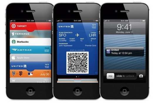 Passbook fait partie des applications natives sur iOS